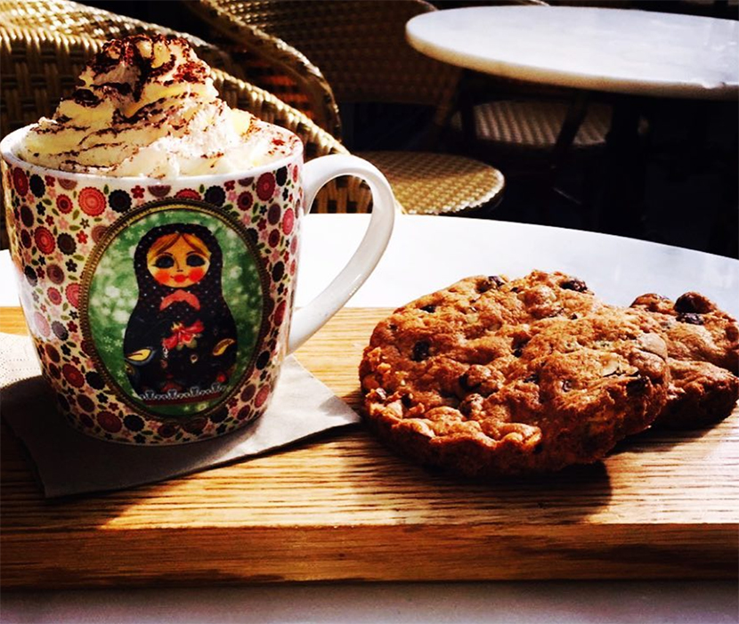 chocolat chaud nantes la passagere