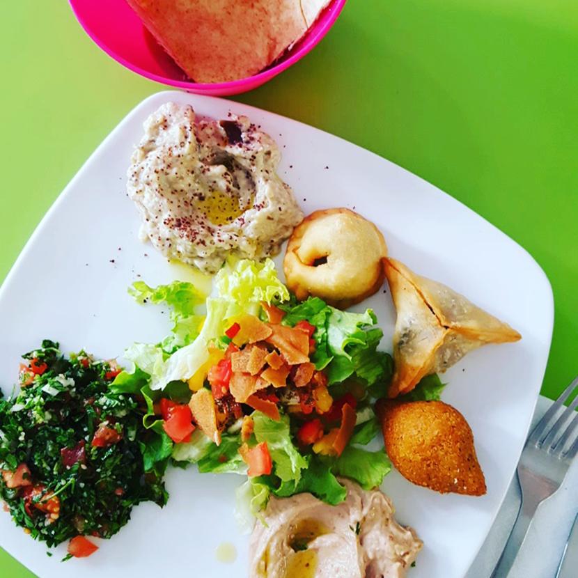 restaurant libanais nantes gourmandises du liban