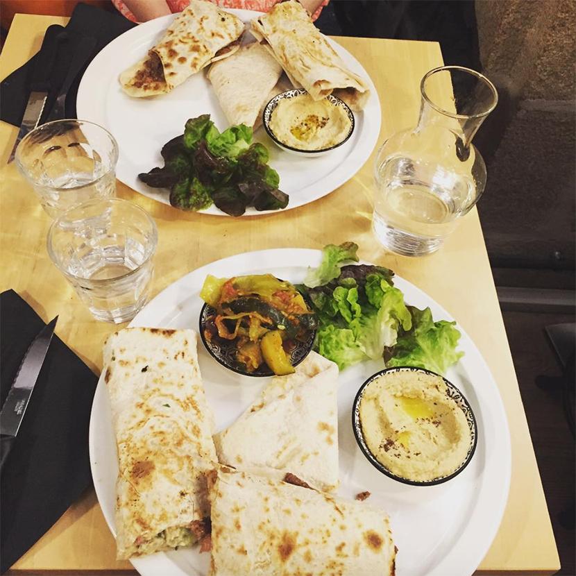 restaurant libanais le manaiche