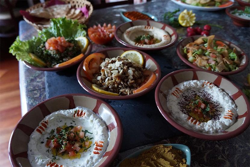 restaurant libanais nantes youna