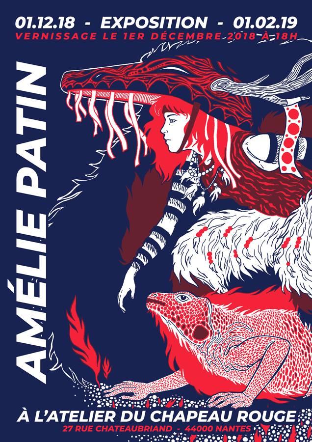 exposition amélie patin