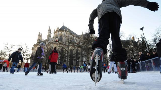 patinoire cours saint pierre nantes