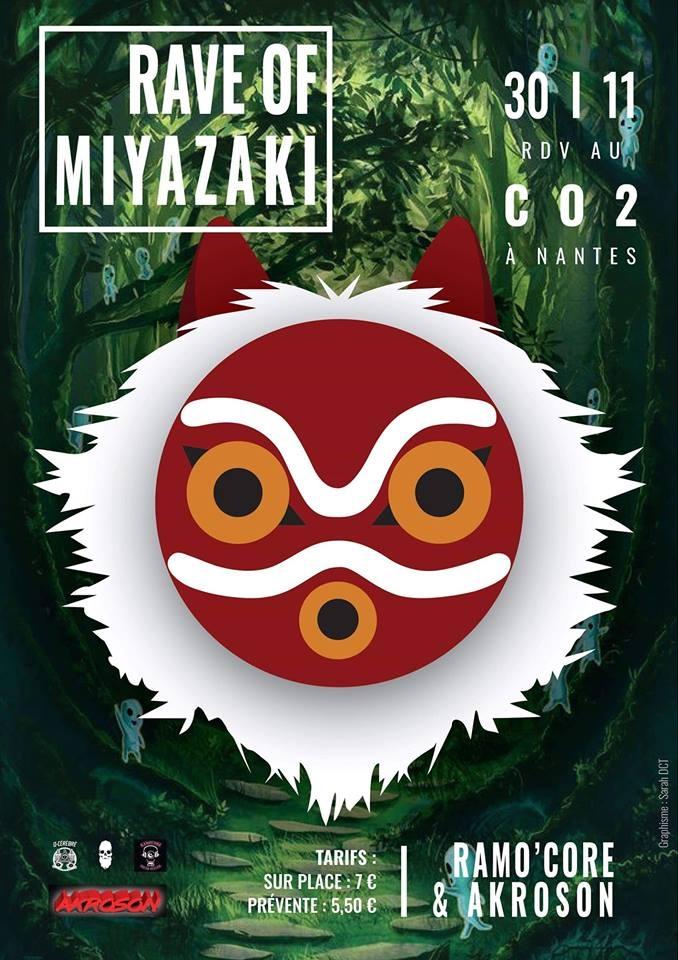 rave of miyazaki
