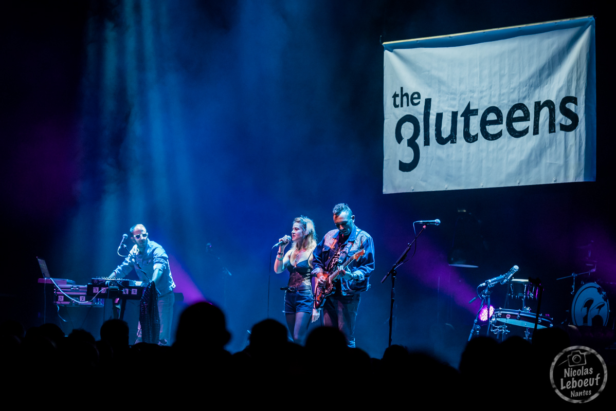 the gluteens