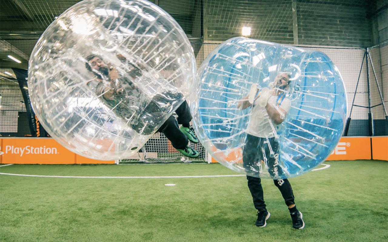 bubble foot-paris-sorties