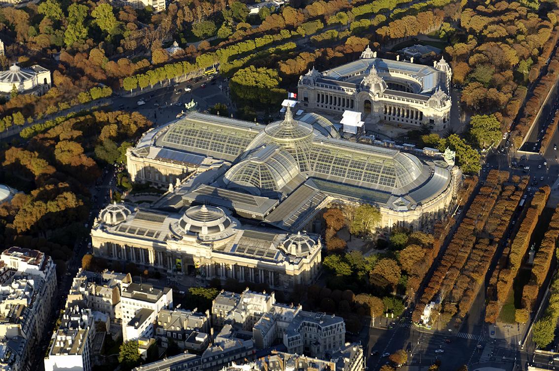 Le grand palais va se m tamorphoser for Architecte grand palais