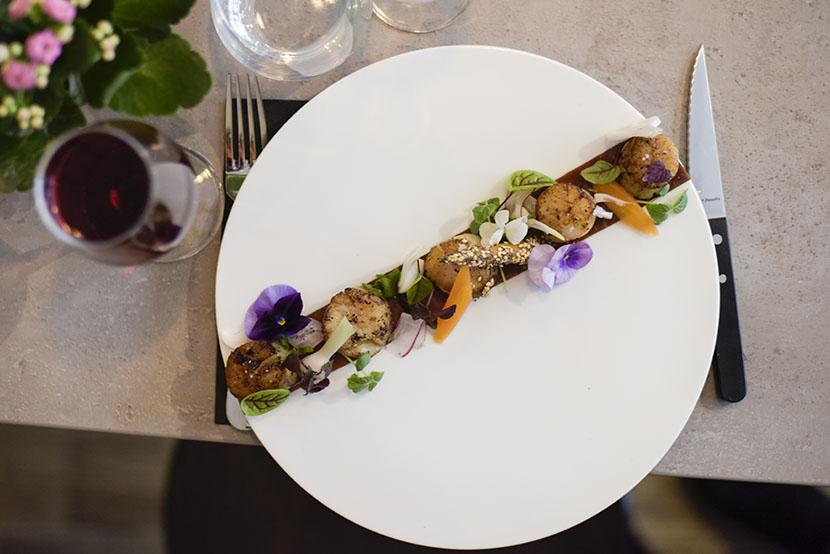 illusion restaurant grec paris plats