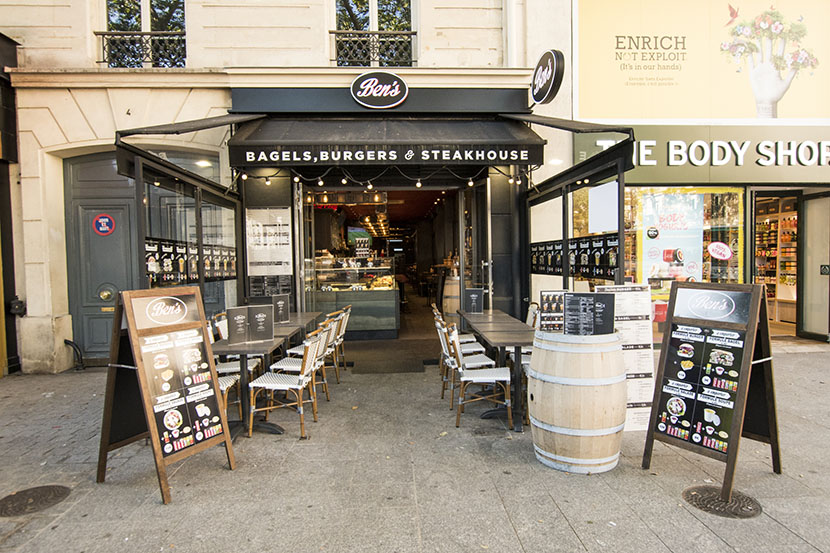 bens restaurant burger paris montparnasse