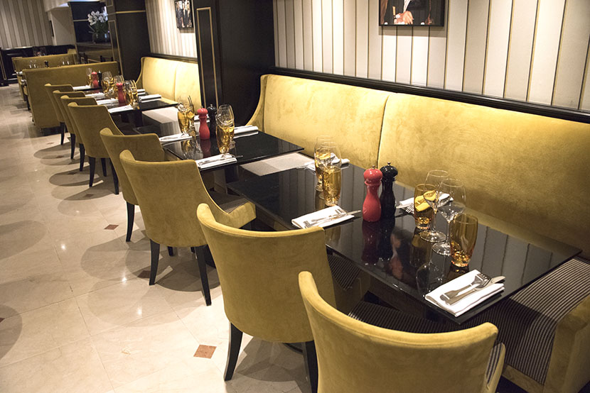 les sopranos restaurant italien paris montparnasse salle
