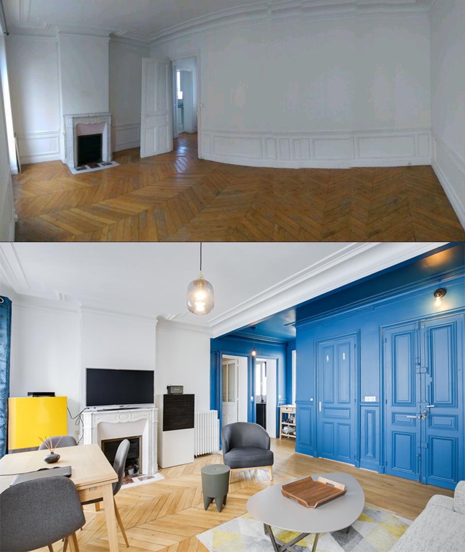 mon ma tre carr un int rieur styl pour tous. Black Bedroom Furniture Sets. Home Design Ideas