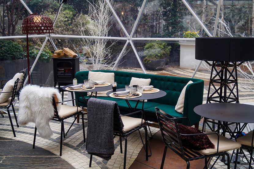 Un Jardin Planque Au Cœur De Paris