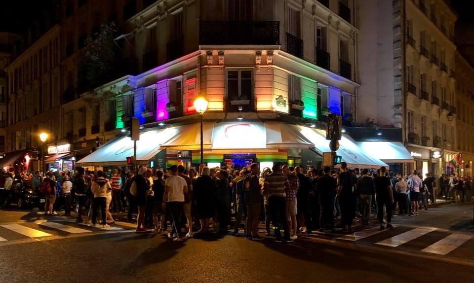 rencontre gay paris 15 à Poitiers