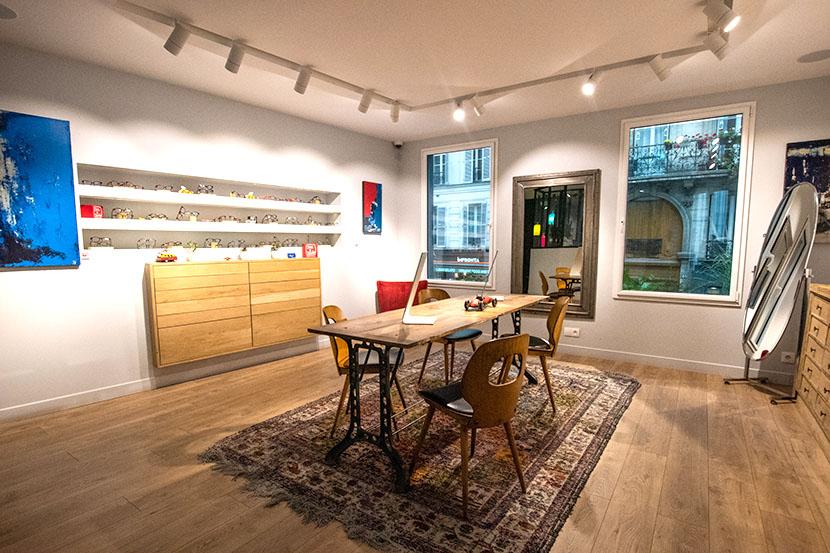 artisan du regard lunetier paris etage