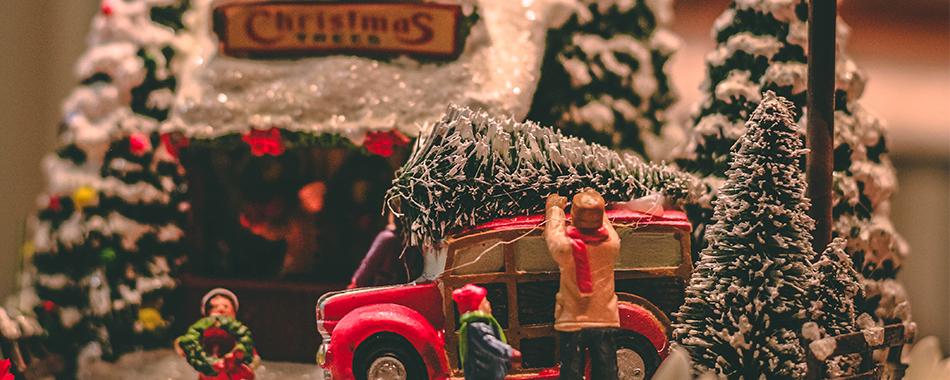 10 alternatives au sapin de Noël