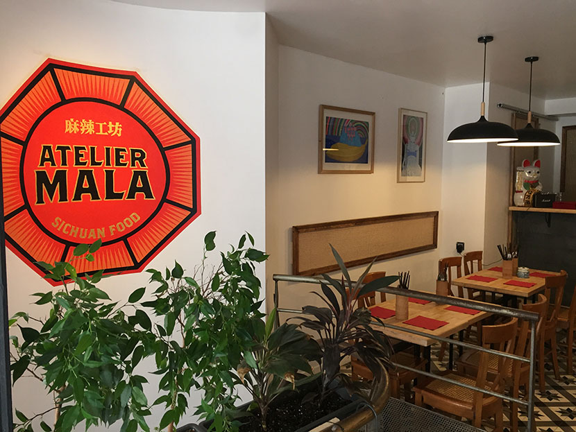 Atelier Mala restaurant chinois paris