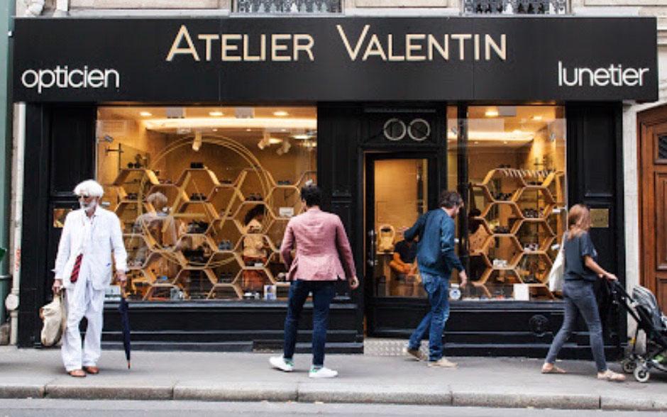 Atelier Valentin, lunettes de créateurs et service sur-mesure 72c7761f9f35