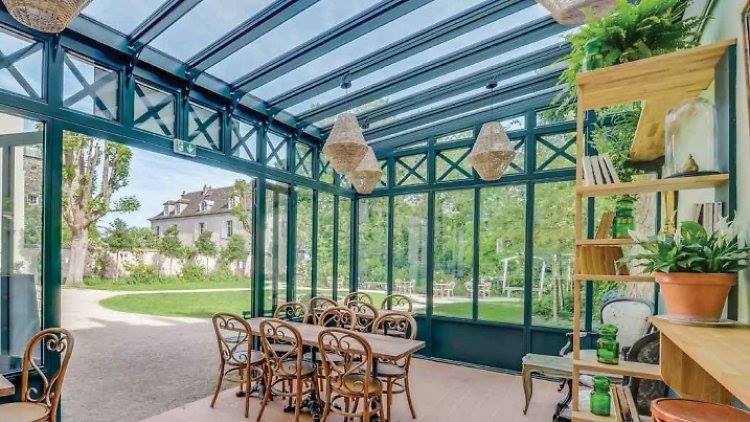 Restaurant Avec Terrasse A Paris Les Plus Beaux Endroits