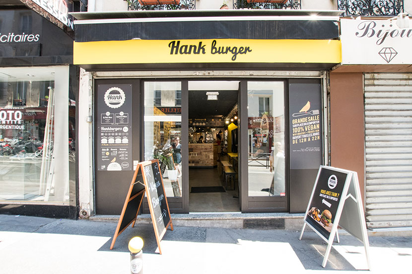 HankBurger Paris