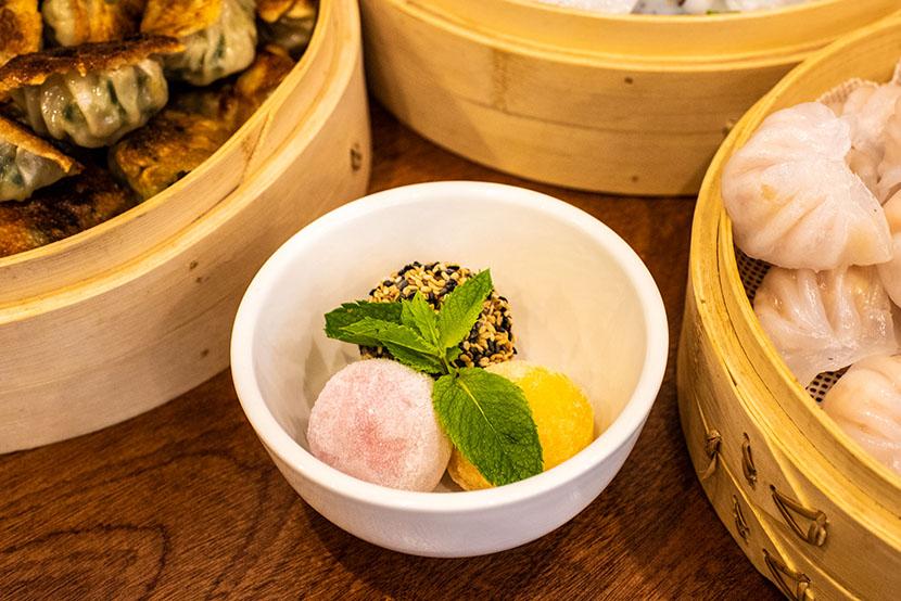 Maison Zhang desserts paris 9e