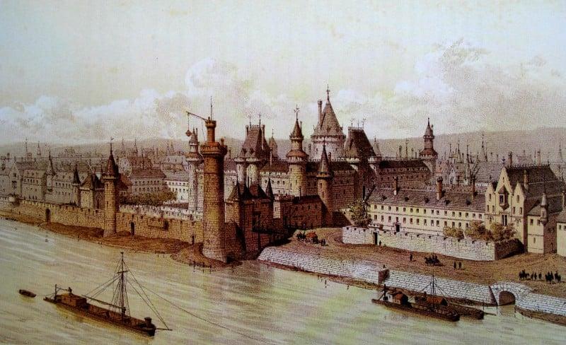 Découvrez les images de Paris au Moyen Âge ! By  Morgane Espagnet 01_3