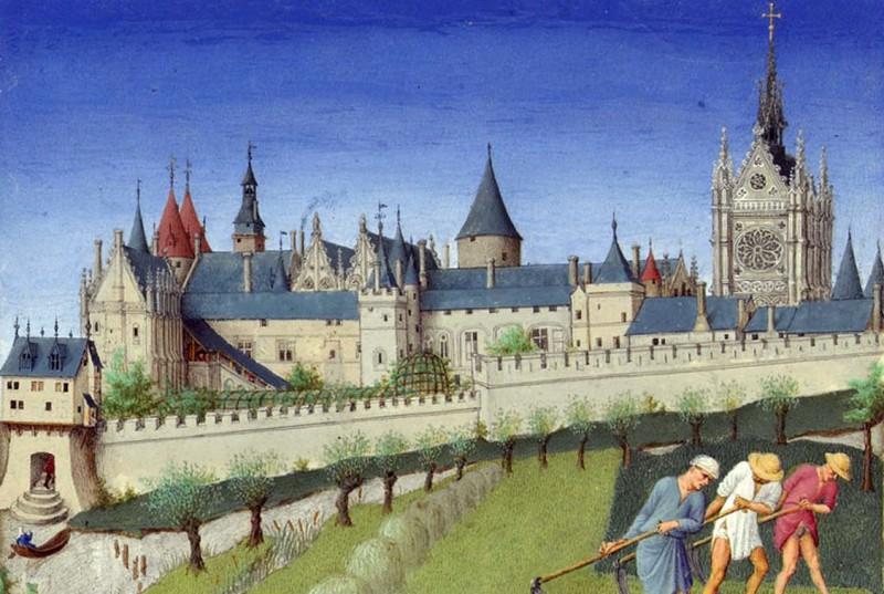 Découvrez les images de Paris au Moyen Âge ! By  Morgane Espagnet 02_4
