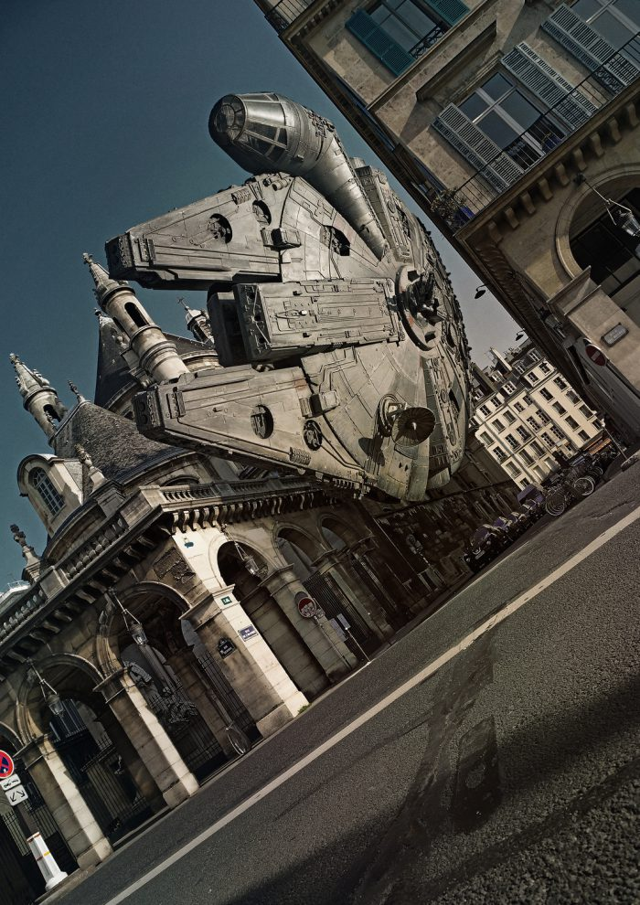 Star Wars-Paris
