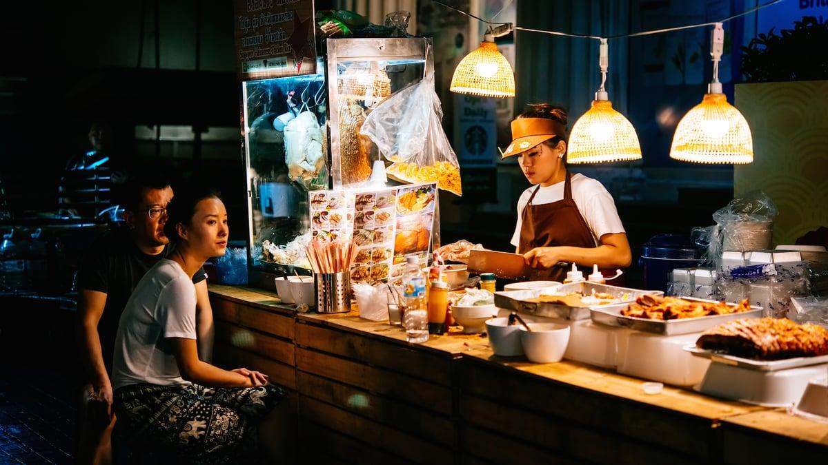 Les 10 villes où l'on mange le mieux au monde