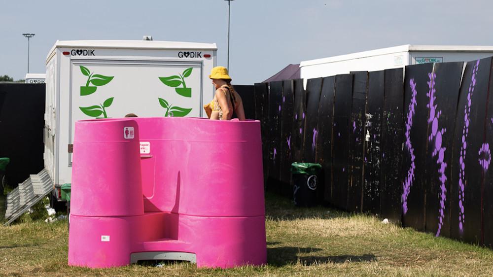 Une entreprise toulousaine à lancé les premiers urinoirs 100% féminins