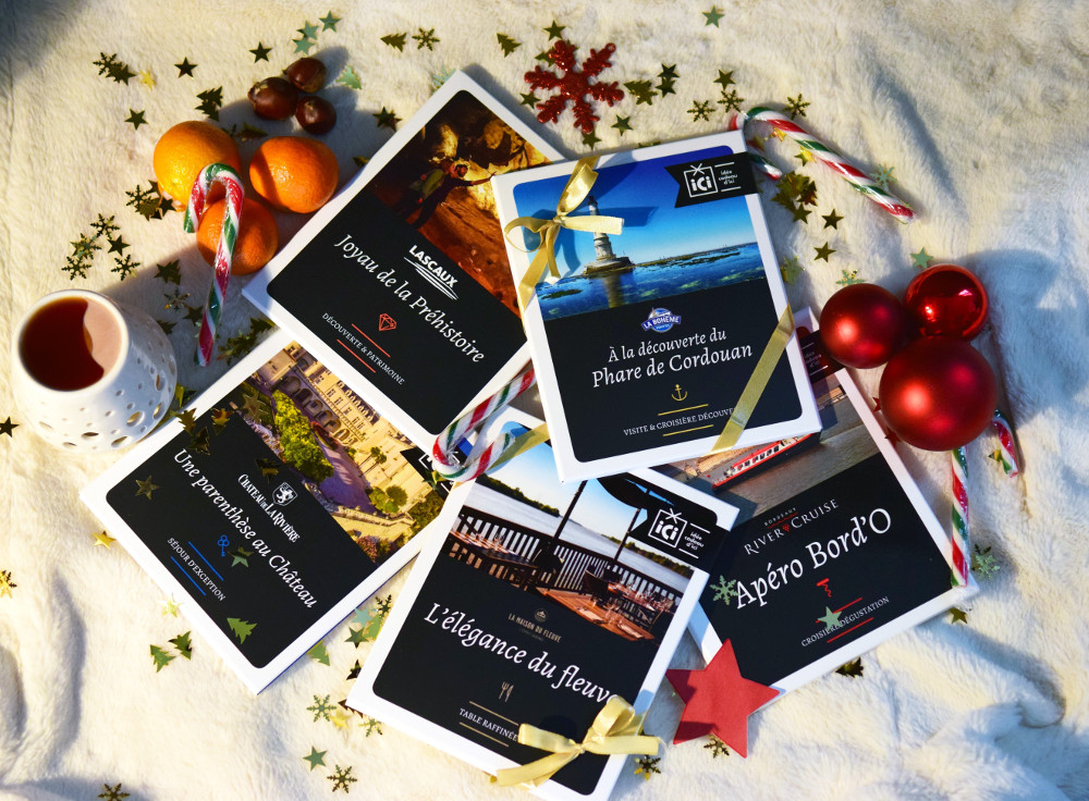 Cadeau Noël Bordeaux