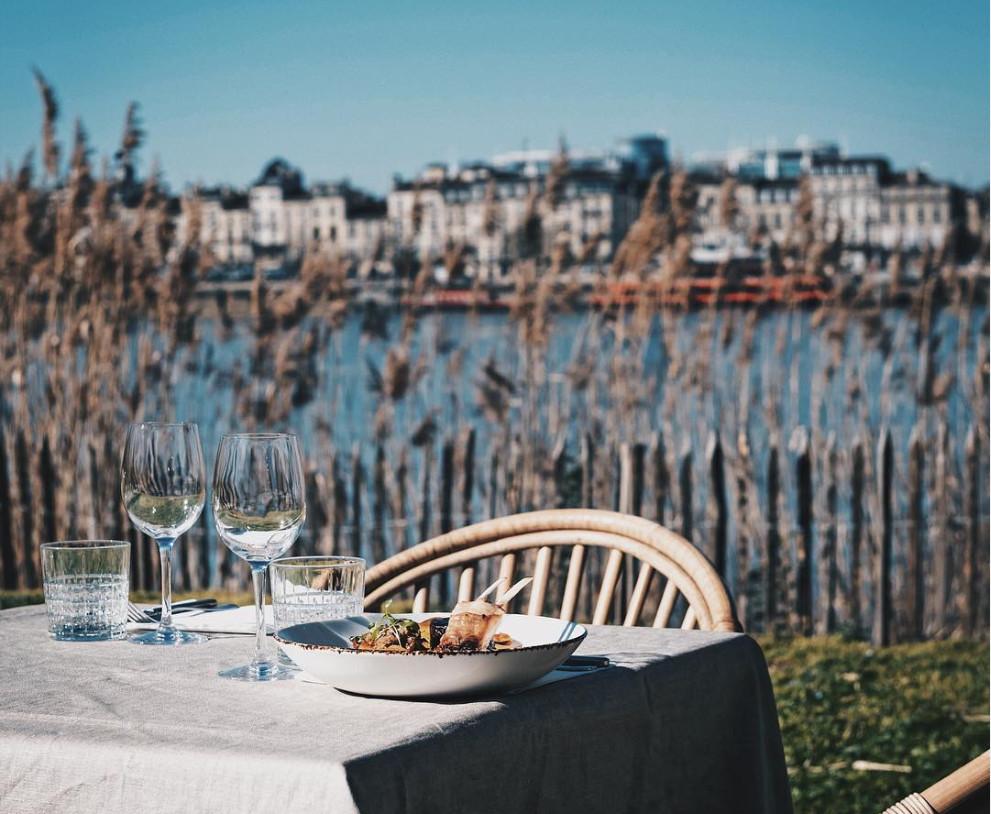 La Belle Saison restaurant rive droite