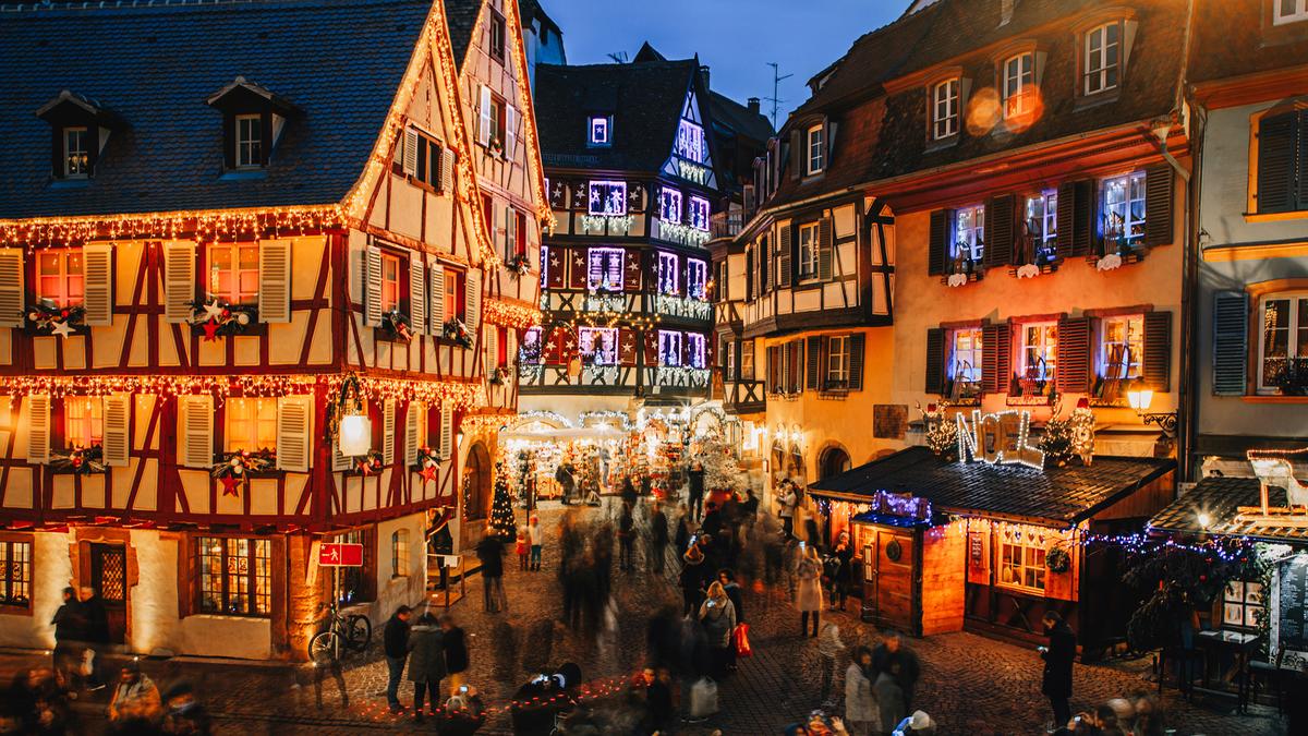 Les 22 destinations européennes pour un Noël féérique