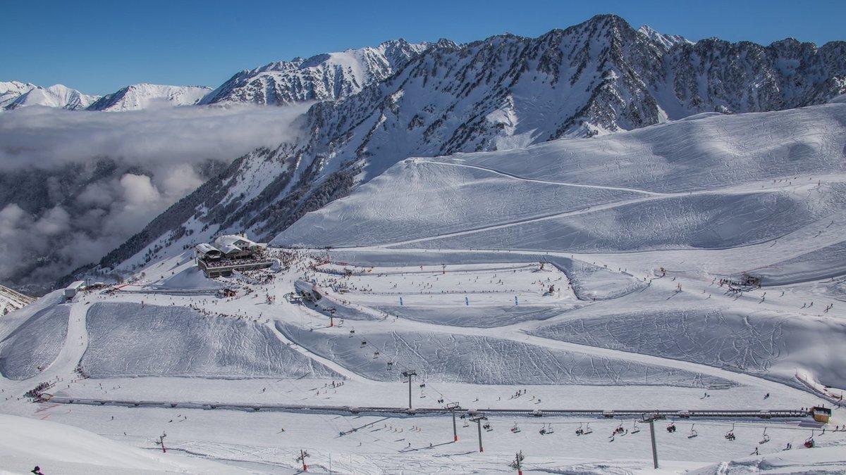 La station de ski la moins chère de France se trouve à 2h30 de Toulouse