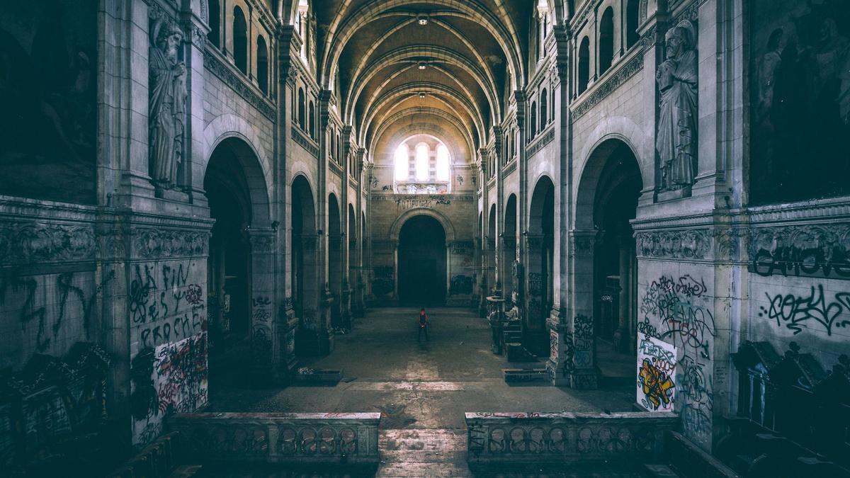 Histoire de Lyon : la face cachée de l'église du Bon-Pasteur à la Croix-Rousse