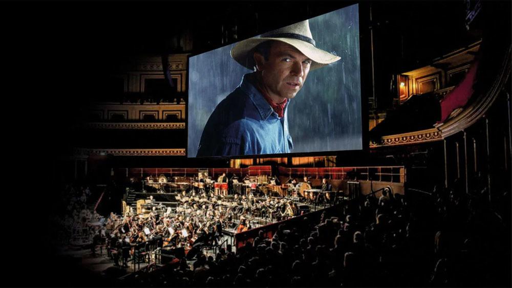 GRAOUUU : Jurassic Park en ciné-concert à Nantes en juin 2020