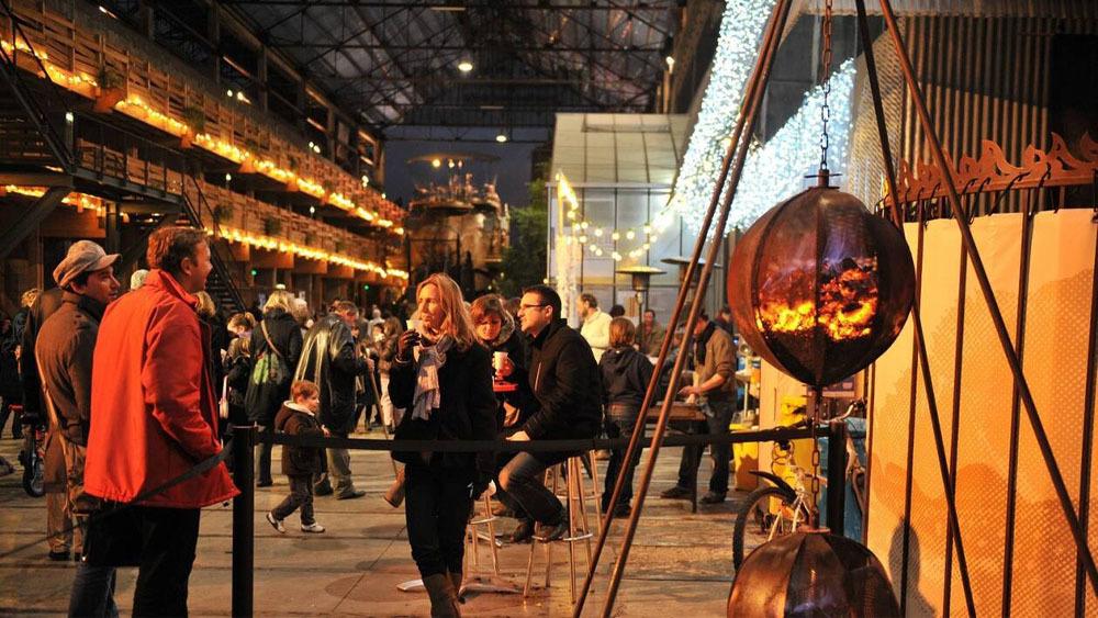 Noël aux Nefs : la magie de Noël revient du 21 décembre au 5 janvier sur l'Île de Nantes