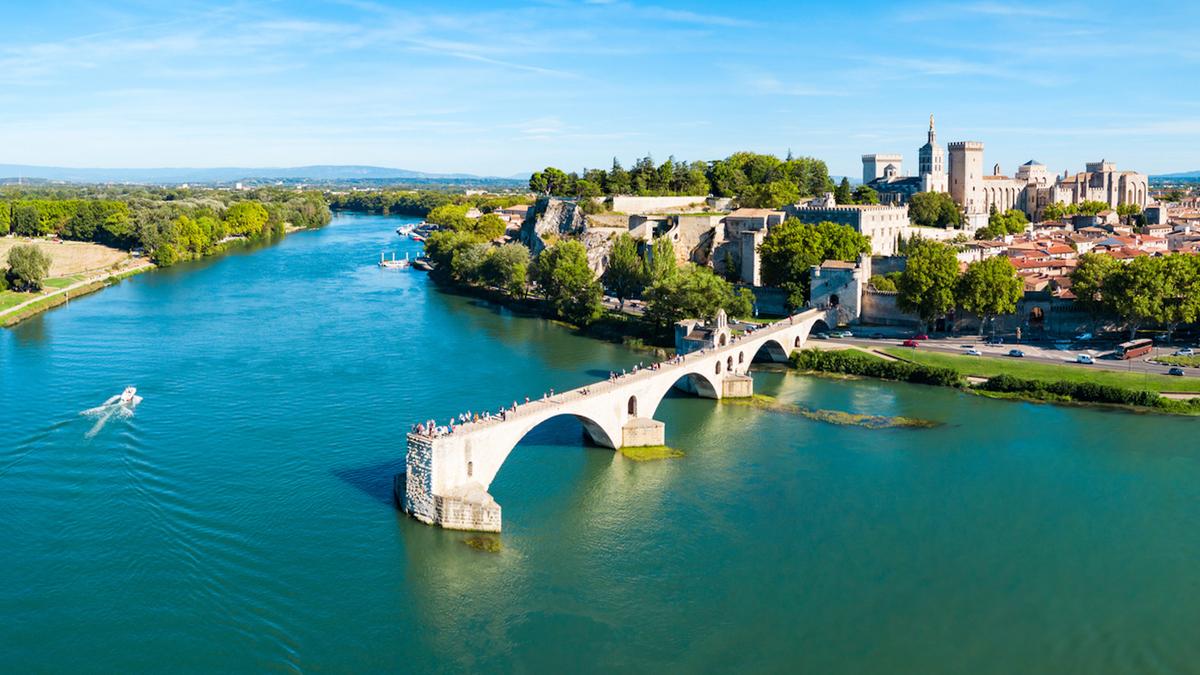 Les 7 sites inscrits au Patrimoine Mondial de l'UNESCO de la Région