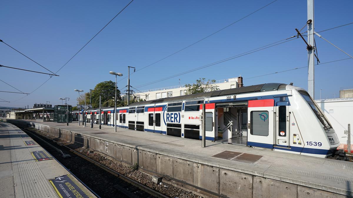 Une femme a accouché dans une gare RER ce mercredi