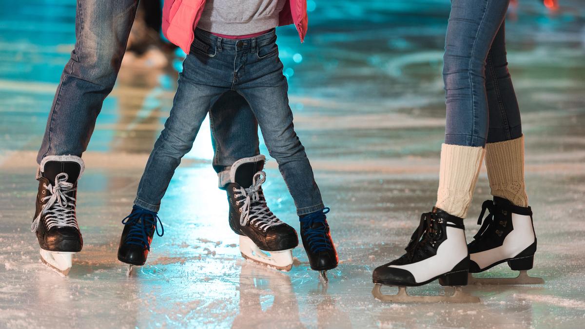 Une grande patinoire en plein-air de 250 m2 débarque dans le 8e