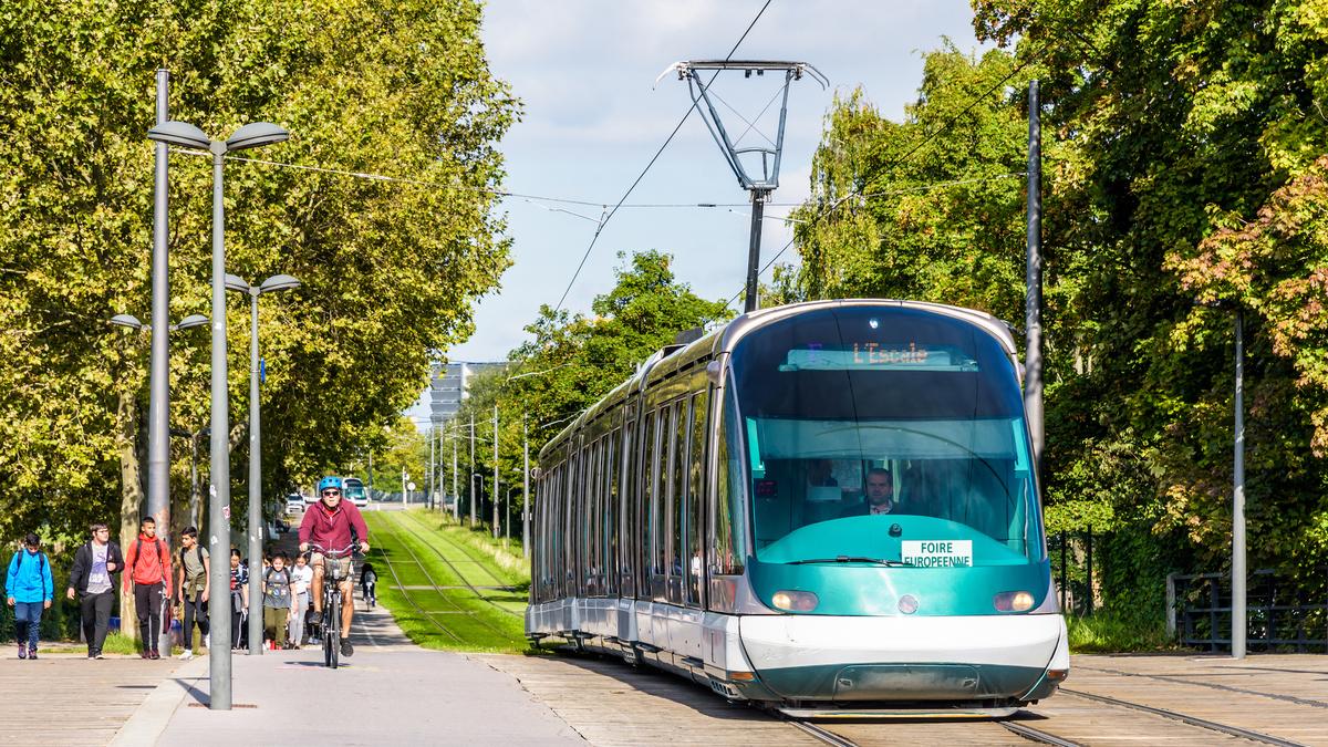 Strasbourg sur le podium dans la lutte contre la pollution de l'air