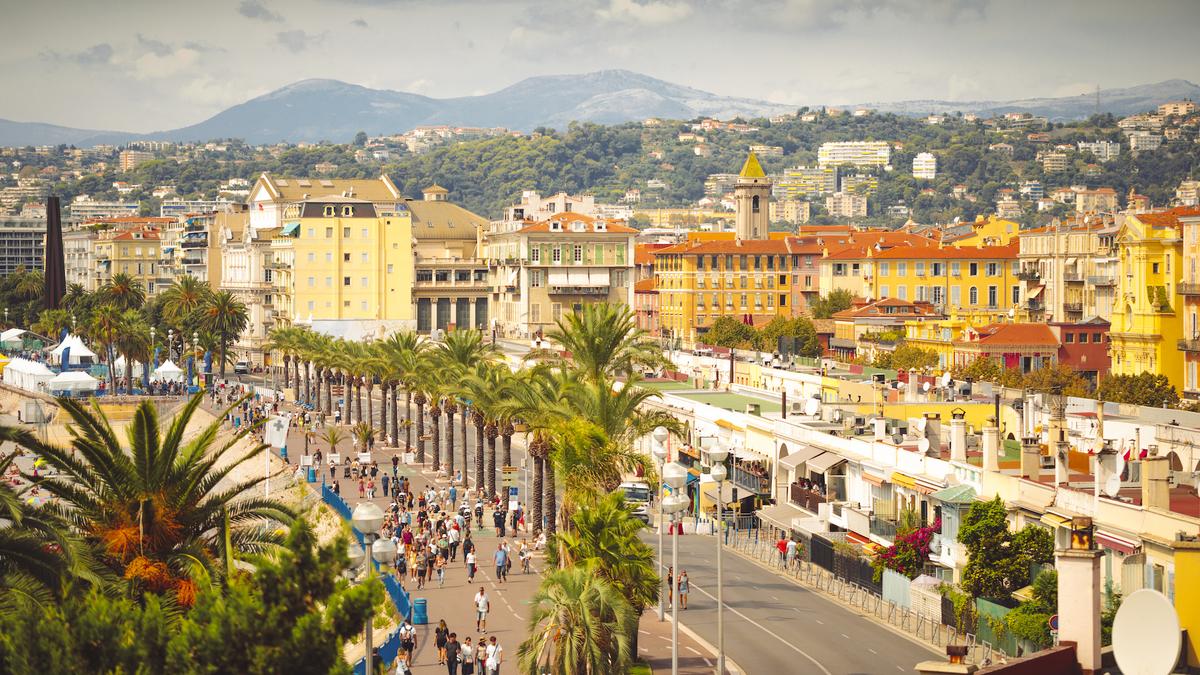 Top des spots avec les vues les plus sublimes sur Nice