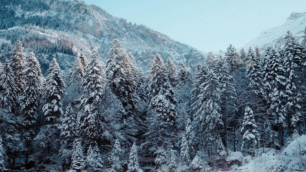Une semaine dans les montagnes enneigées des Dents du Midi