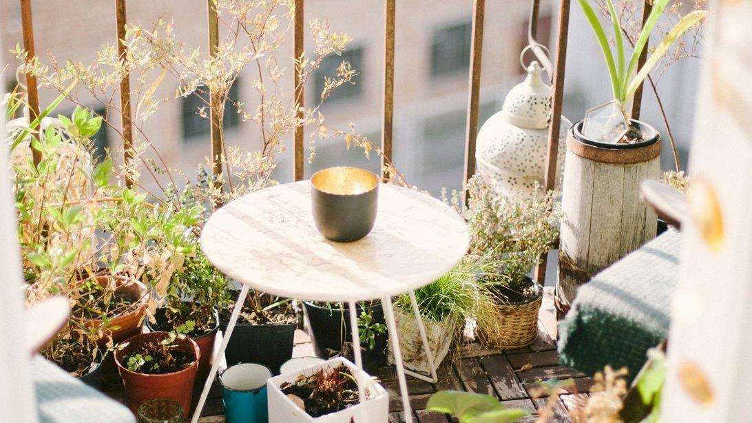 My little jardin l 39 art de la d coration de balcon - My little jardin ...