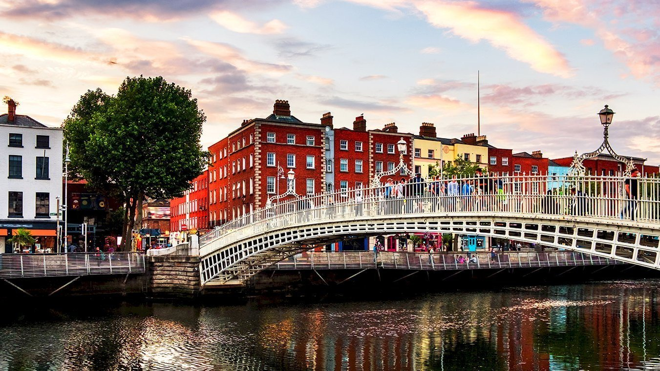 Un week-end à Dublin