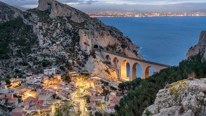 7 balades à moins d'une heure de Marseille