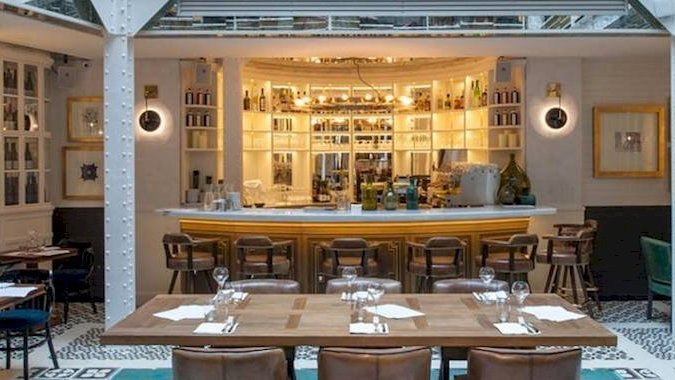 Les Plus Beaux Restaurants De Paris