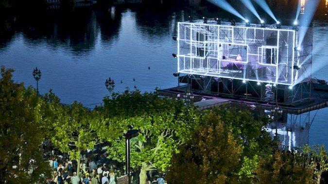 Prenez un bain numérique à Enghien-les-Bains cette semaine !