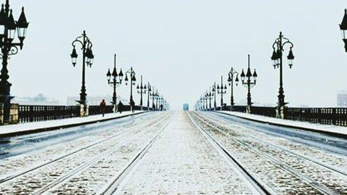 Les plus jolies photos de la (petite) neige en Gironde