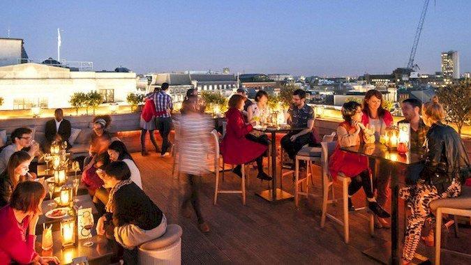 Les Terrasses Les Plus Cool De Lyon