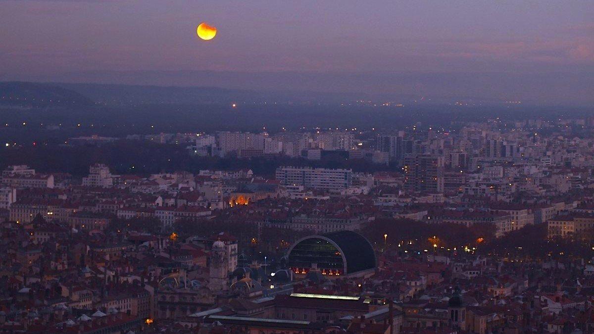 Une éclipse de Lune visible dans le ciel de Toulouse ce mardi soir