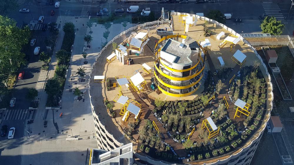 Un Nouveau Rooftop De 2 000 M Ouvre En Plein Centre De Lyon